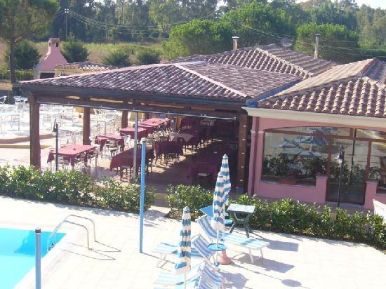 Rejna Residence Hotel: ristorante