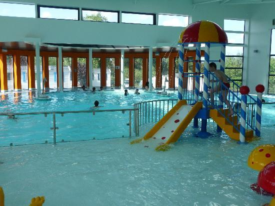 Carantec, Francja: indoor pool