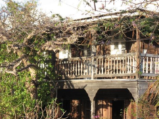 L'habitation de l'Ilet Thierry: la maison