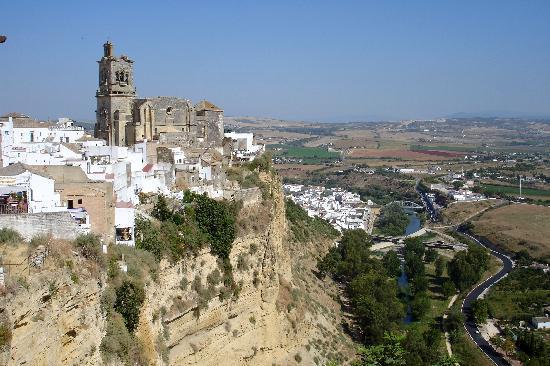 خيريز دي لا فرونتيرا, إسبانيا: Mountain village