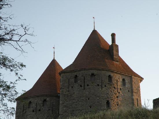 Chateau Canet: Carcassonne