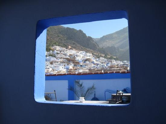 Riad Baraka: Chefchaouen from the cozy shadow