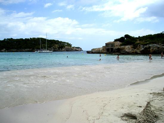 IBEROSTAR Club Cala Barca: cala mondrago beach
