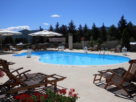 Hotel Il Bucaneve: piscina