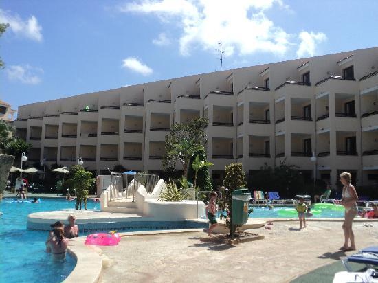 Plazamar Serenity Resort Pool View Apartments