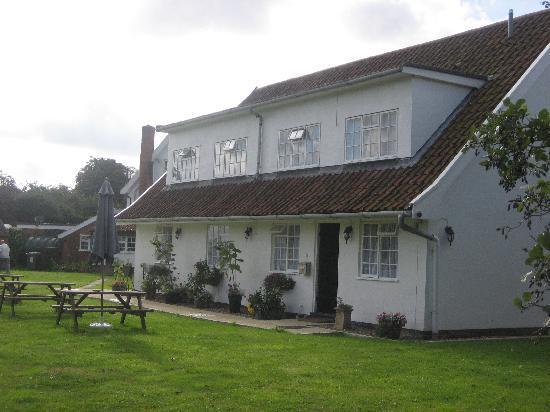 Sibton White Horse Inn: Sibton White Horse accomodation