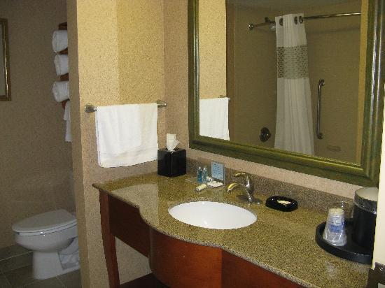 Hampton Inn & Suites Tomball: Bath