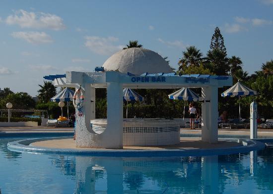 Iberostar Diar El Andalous: Pool Bar