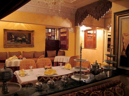 La Fibule Casablanca Restaurant Reviews Phone Number Photos Tripadvisor