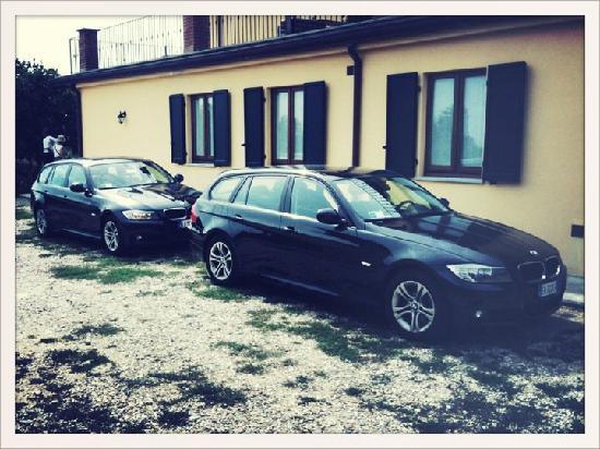 Mombaruzzo, Italia: Our rides