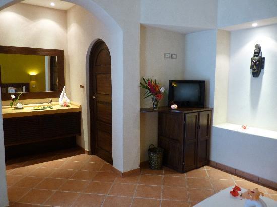 Manala Hotel: interior