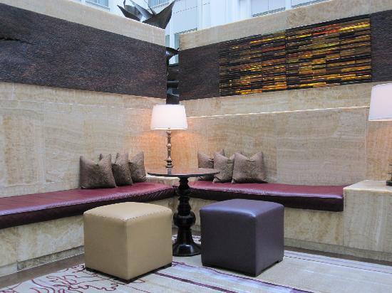 The Nines, a Luxury Collection Hotel, Portland: Atrium/lobby/Urban Farmer
