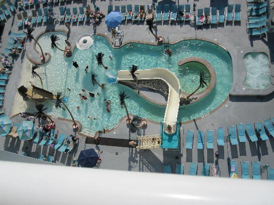 Hilton Suites Ocean City Oceanfront: Kiddie Pool