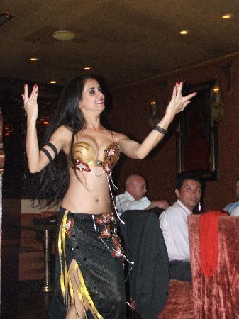 Moroccan Restaurant London Belly Dancing