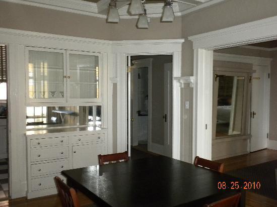Steinhart: dining room