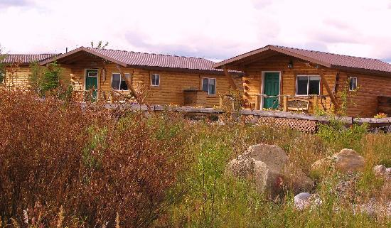EarthSong Lodge - Denali's Natural Retreat: two bedroom cabins