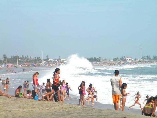 General Villamil Beach: la playa de Villamil