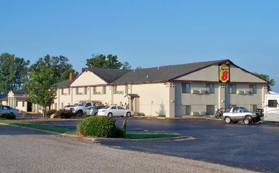 Super 8 Higginsville: Super 8