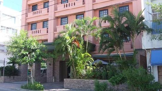 Hotel Rasso Abiyanpana Ishigaki Jima : 小ざっぱりとしている