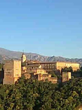 Granada, España: ALHAMBRA