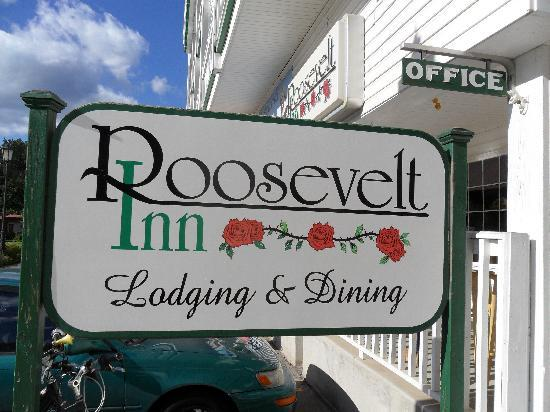 Roosevelt Inn: The hotel