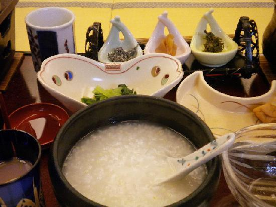 Oyado Tamaki: Healthy and delicious breakfast