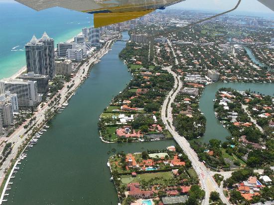 Miami Seaplane Tours : View
