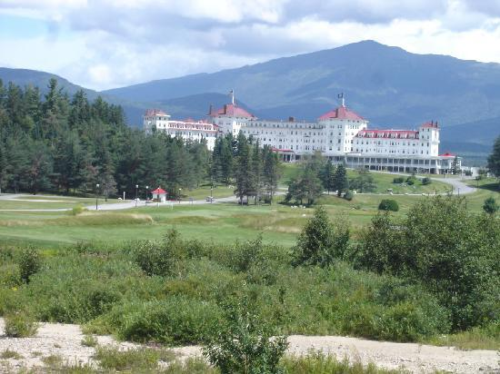 Hotel Mount Washington In Bretton Woods White Mountains Picture Of New Hampshire Tripadvisor