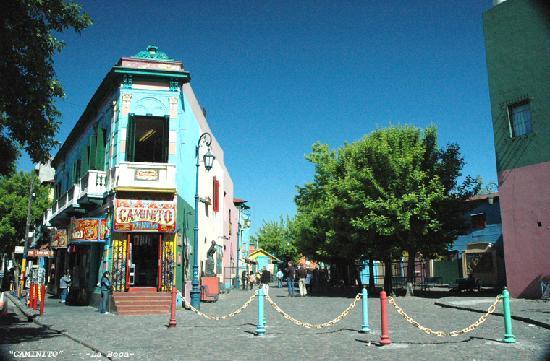 Capital Federal District, Argentina: CAMINITO, LA BOCA