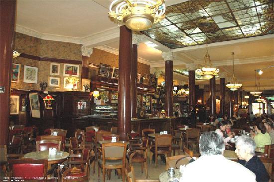 Capital Federal District, Argentina: CAFE TORTONI