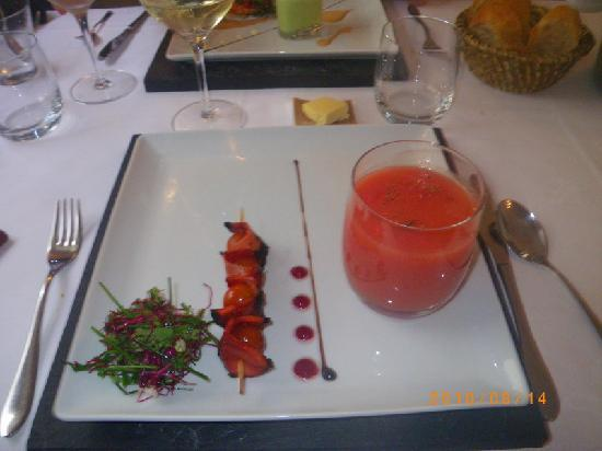 Saumur: L'Alchimiste Restaurante