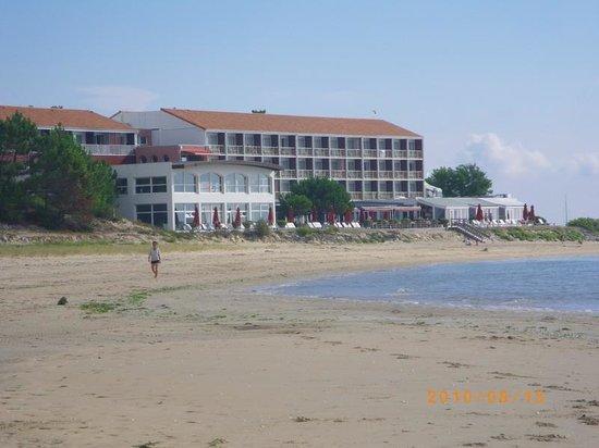 Novotel thalassa oleron st trojan ile d oleron picture for Hotel des bains oleron
