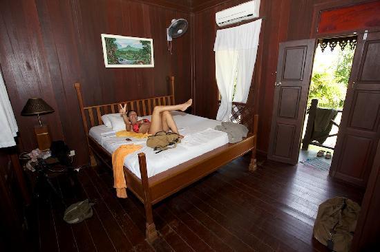 Tanjung Inn: Deluxe con aria condizionata 120RM