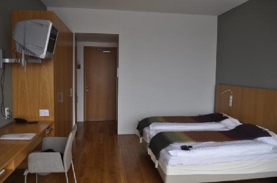 Silica Hotel: Habitacion 15
