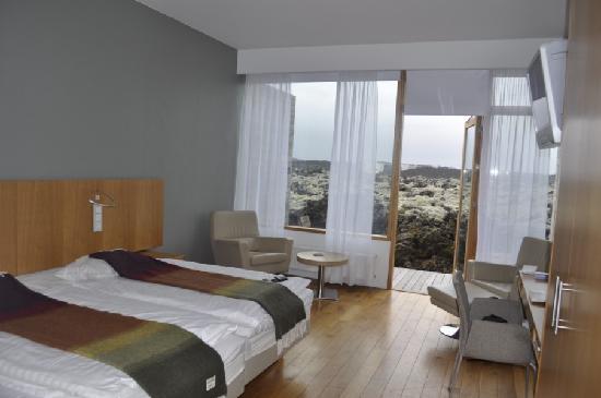 Silica Hotel: Comoda cama