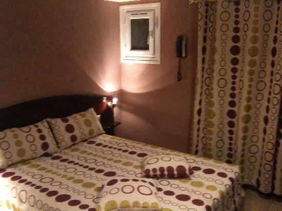 Hotel Le Lido : chambre