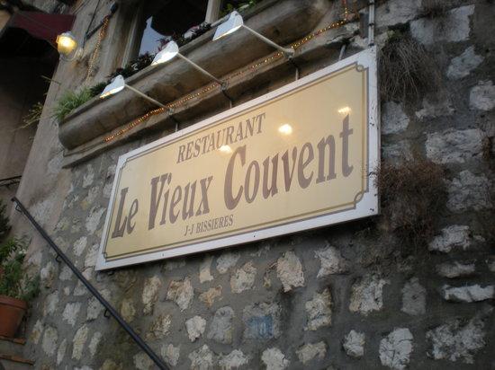 Le Vieux Couvent : Entrance