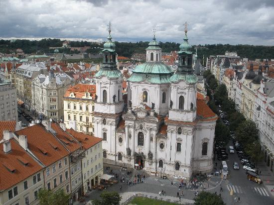 Prague August/September 2010