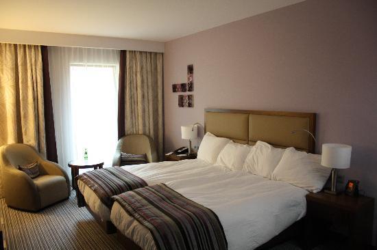 Hilton Gdansk: habitación standard