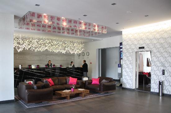 Hilton Gdansk: hall