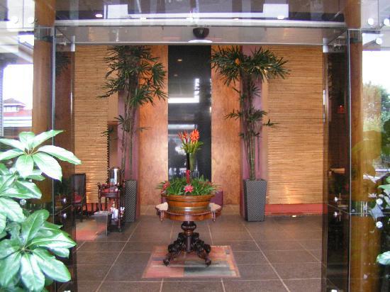 Hotel Grano de Oro San Jose: Lobby