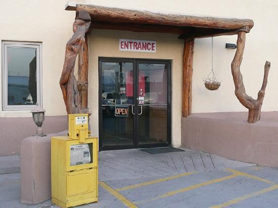 Calvillo's Mexican Restaurant: Eingang