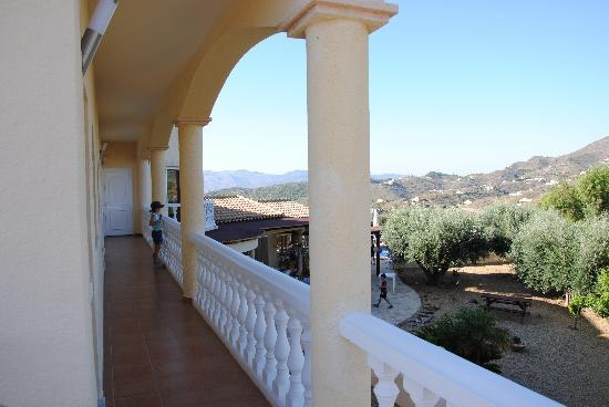 Casa Las Yeseras : view from rooms
