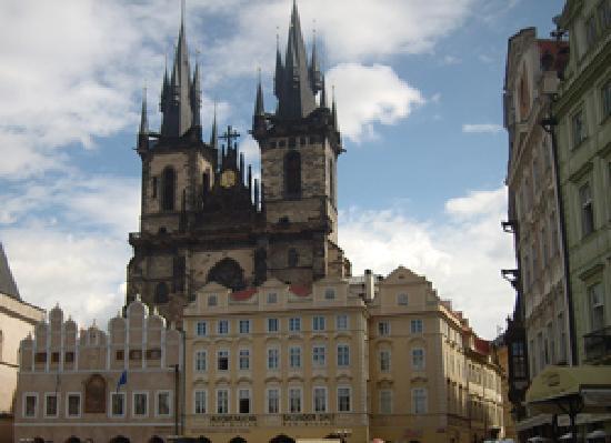 Prague, Czech Republic: Praga - Piazza della Città Vecchia