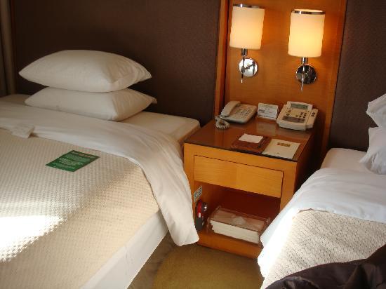 โรงแรมรอยัล: Room