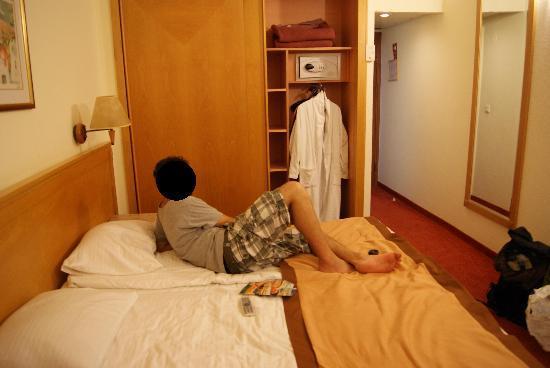 Lot Spa Hotel: Unser Zimmer