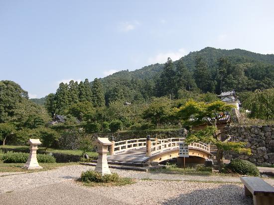 Toyooka, Japan: 出石城跡