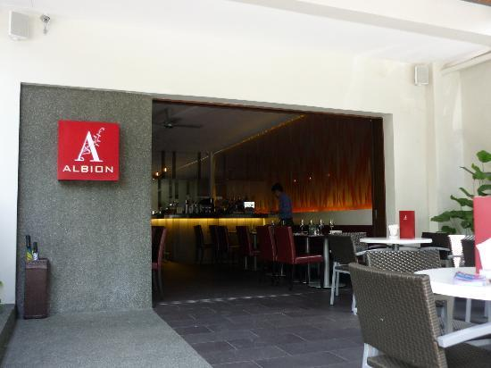 The Albion Cafe