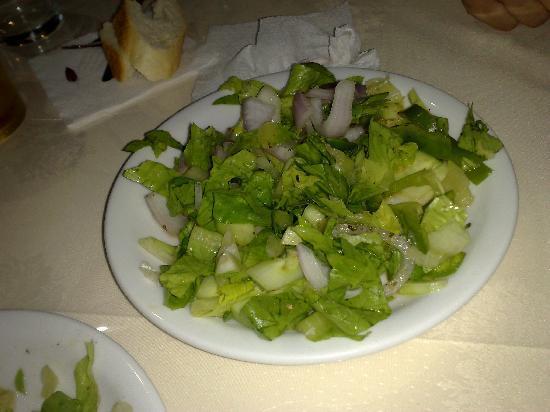 """Kordistos Hotel : primo piatto ad ogni pasto....""""senza feta ovviamente"""""""