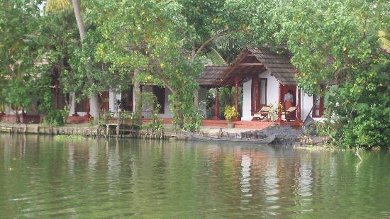 Kochi Cochin India Backwater Farmhouse